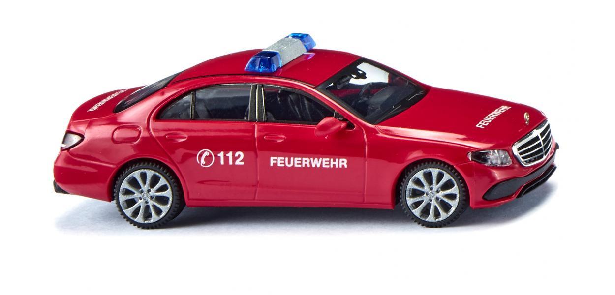 Wiking Feuerwehr - MB E-Klasse W213 Exclusive