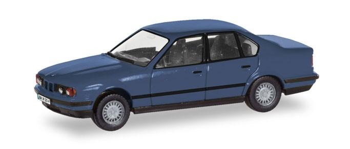 """Herpa BMW 5er Limousine (E34) """"Herpa-H-Edition"""" (mit Kennzeichenbedruckung)"""