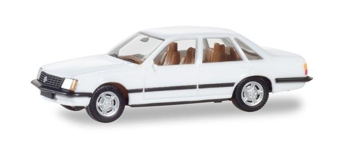 Herpa Opel Senator, weiß