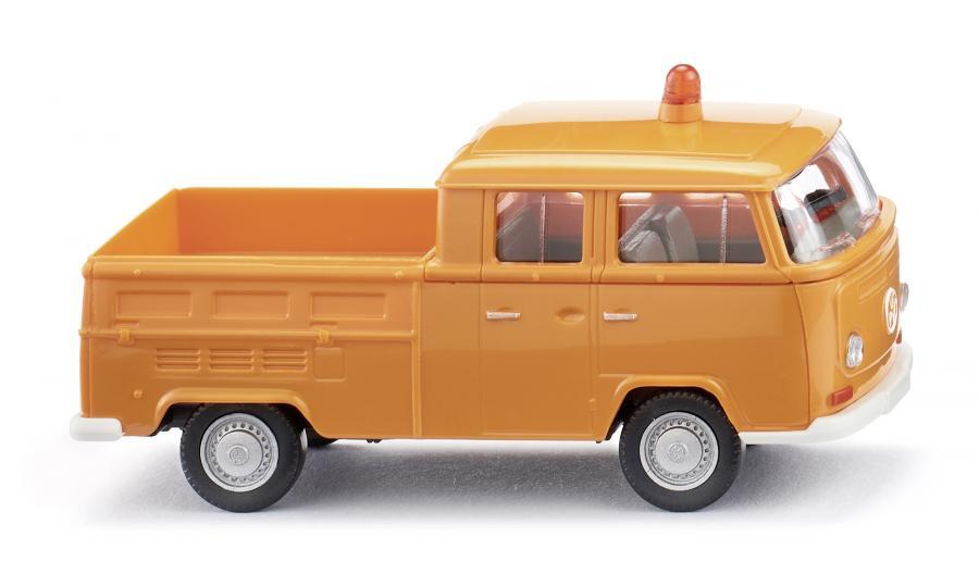 Wiking Kommunal - VW T2 Doppelkabine