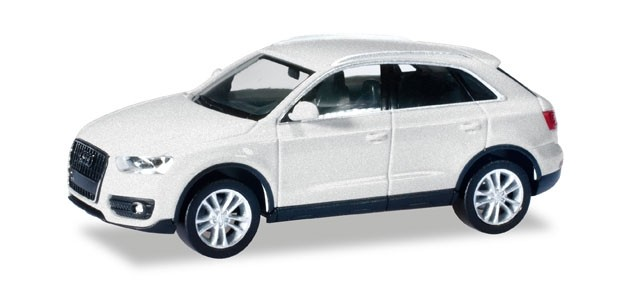 Herpa Audi Q3®, cuvéesilber metallic
