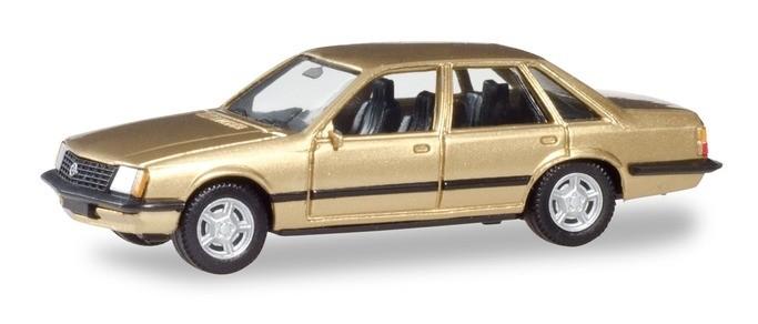 Herpa Opel Senator, goldmetallic