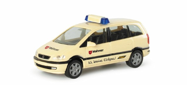 Herpa Opel Zafira Malteser