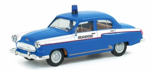 Herpa Wolga M 21 Polizei CSSR