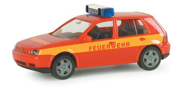 Herpa VW Golf IV Feuerwehr