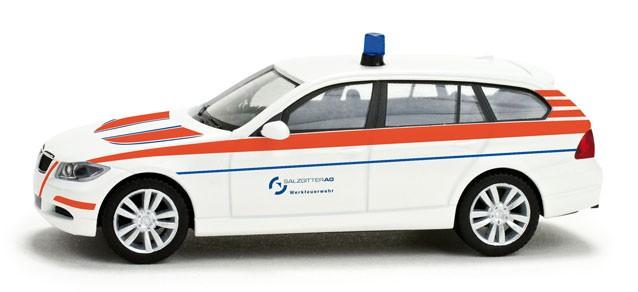 Herpa BMW 3er Touring ELW WF Salzgitter AG