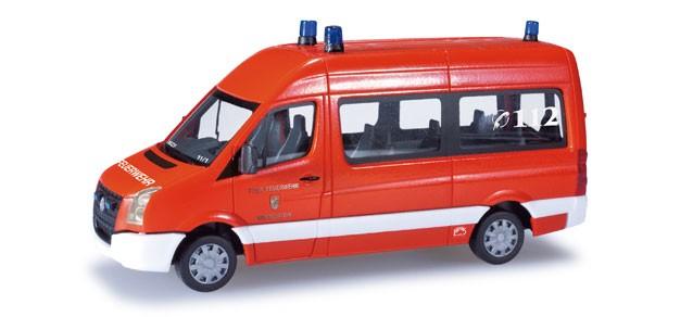 Herpa VW Crafter MZW Feuerwehr Wendelstein