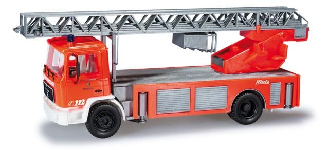 Herpa MAN M 90 DLK 23/12 Feuerwehr Wendelstein