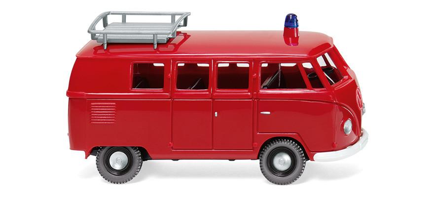 Wiking VW T1 ( Typ 2 ) Bus Feuerwehr