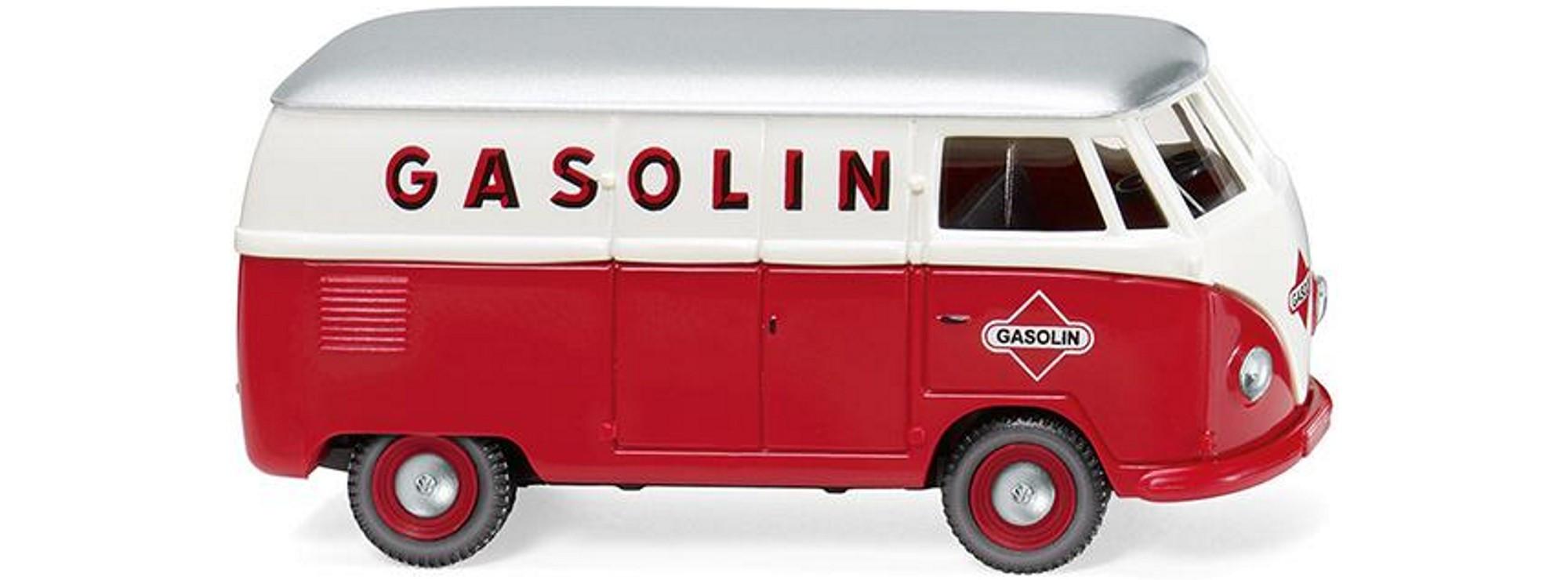 Wiking VW T1 (Typ 2) Kastenwagen Gasolin -Einzelstück-