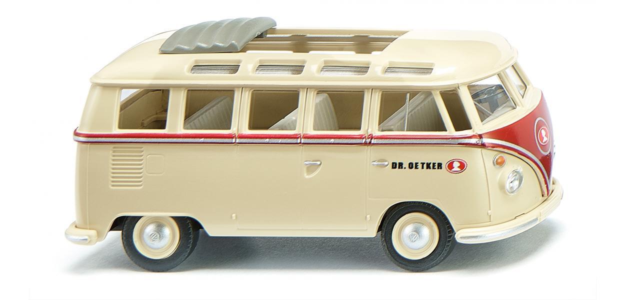 """Wiking VW T1 Sambabus """"Dr. Oetker"""""""
