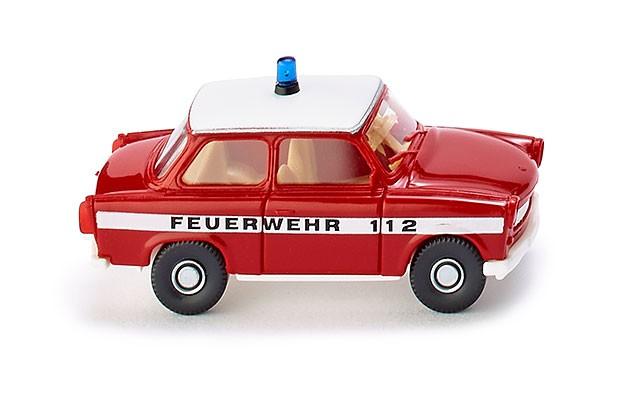 Wiking Feuerwehr - Trabant 601 S (Einzelstück)