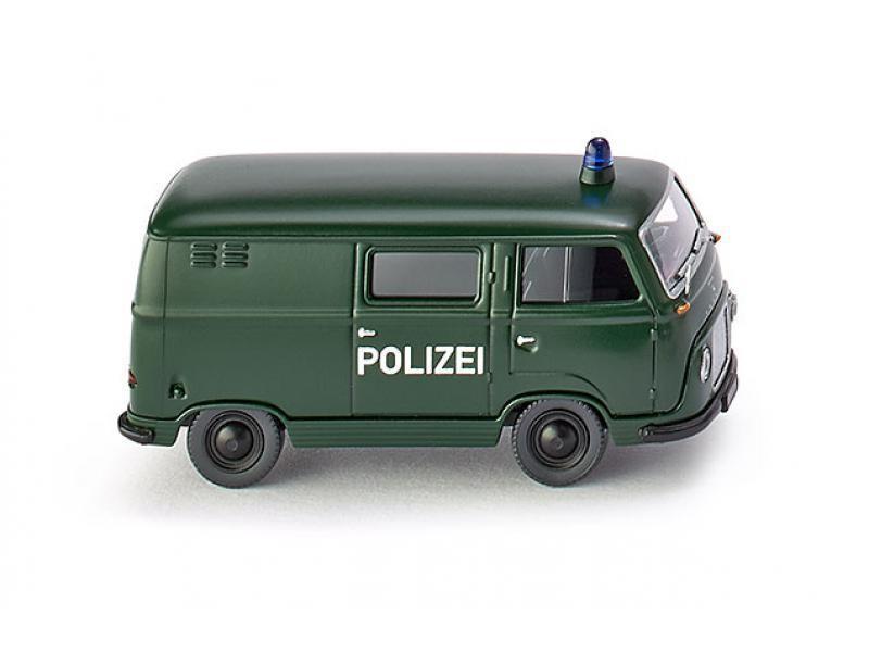 Wiking Ford FK 1000 Polizei (Restmenge)