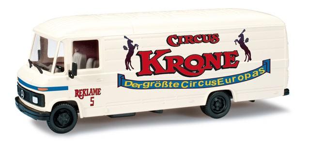 """Herpa Mercedes-Benz 508 Kasten """"Circus Krone"""""""