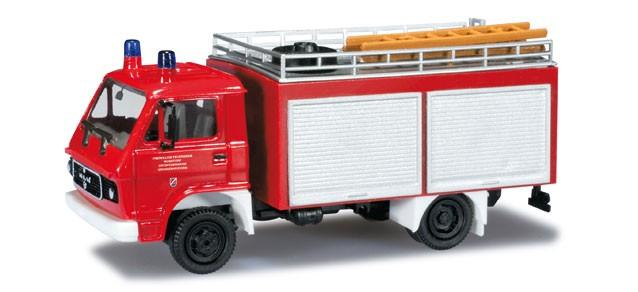 Herpa MAN / VW TLF 8/18 Feuerwehr Großenheidorn