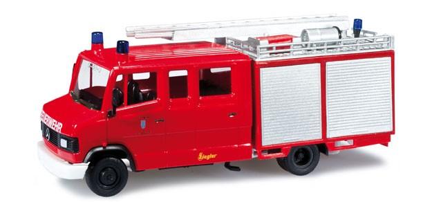 Herpa MB T2 LF 8/6 Feuerwehr Alsdorf