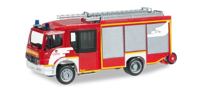 Herpa MB Atego Z-Cab StLF 20 Feuerwehr Eschwege,