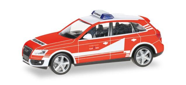Herpa Audi Q5 ELW Feuerwehr Bühl
