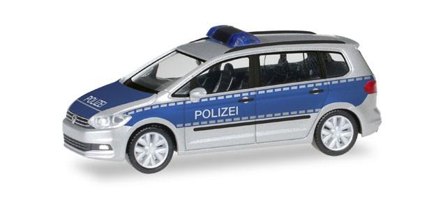 Herpa VW Touran Polizei Niedersachsen