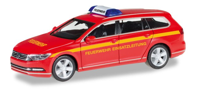 Herpa VW Passat Variant Feuerwehr, NH 11-12 2016,