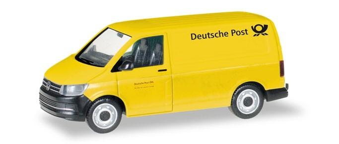 "Herpa VW T6 Kasten ""Deutsche Post"""
