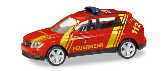 Herpa VW Tiguan Feuerwehr Goslar
