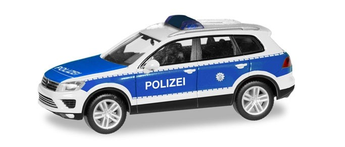 Herpa VW Touareg Bundespolizei, NH 05-06/18