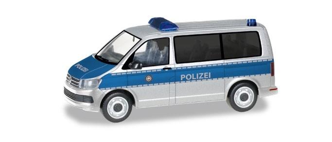 Herpa VW T6 Bus Polizei NRW