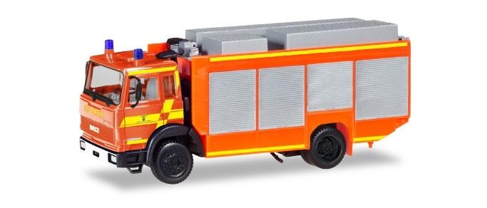 Herpa IVECO RW 2 Feuerwehr Furth im Wald, NH 09-10/18