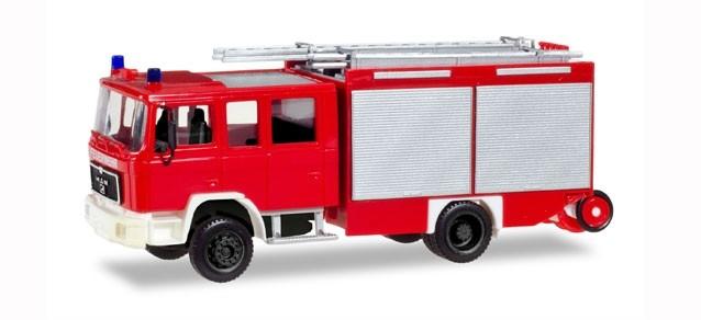 """Herpa MAN M 90 LF 16 Löschfahrzeug """"Feuerwehr"""""""