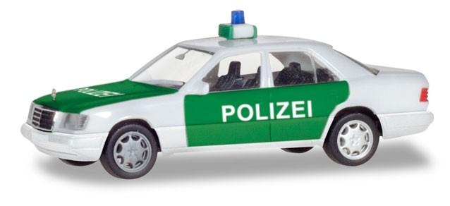 "Herpa Mercedes-Benz E-Klasse ""Polizei"", NH 2018"
