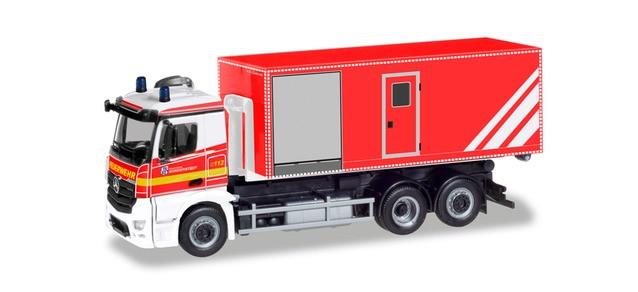 """Herpa MB Antos WLF """"Freiwillige Feuerwehr Norderstedt"""", NH 03-04/19"""