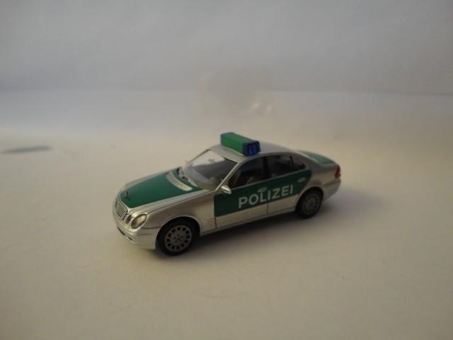 Wiking MB E-Klasse Polizei