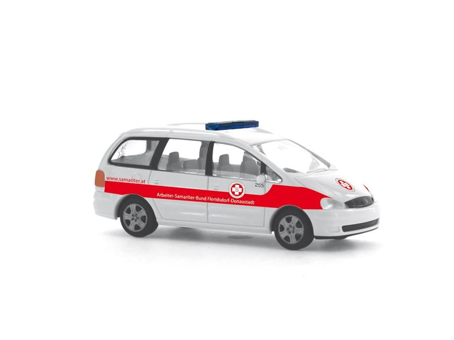 Rietze Ford Galaxy ASB Florisdorf  ( Einzelstück )