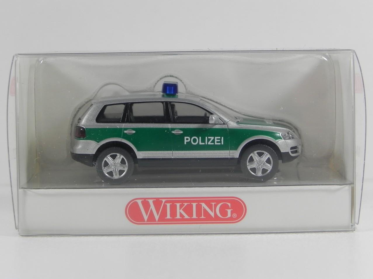 Wiking VW Touareg Polizei (Restmenge)