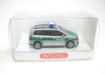 Wiking VW Touran Polizei -Einzelstück-