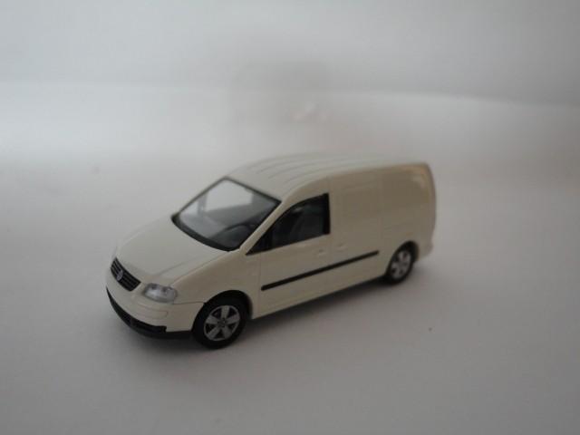 Rietze VW Caddy Maxi Kastenwagen in weiß (Einzelstück)