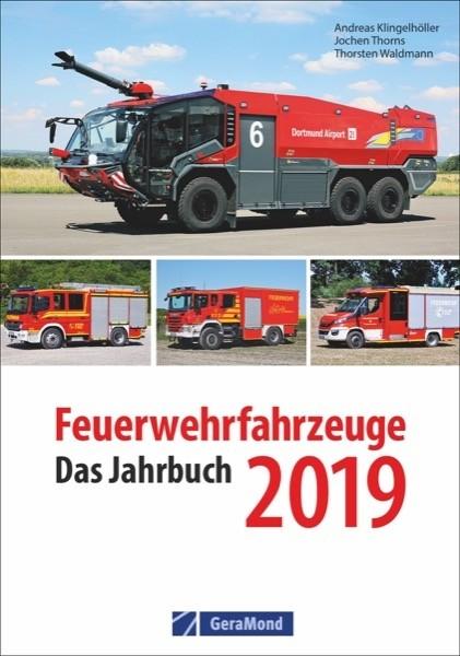 Geramond Verlag Feuerwehrfahrzeuge 2019