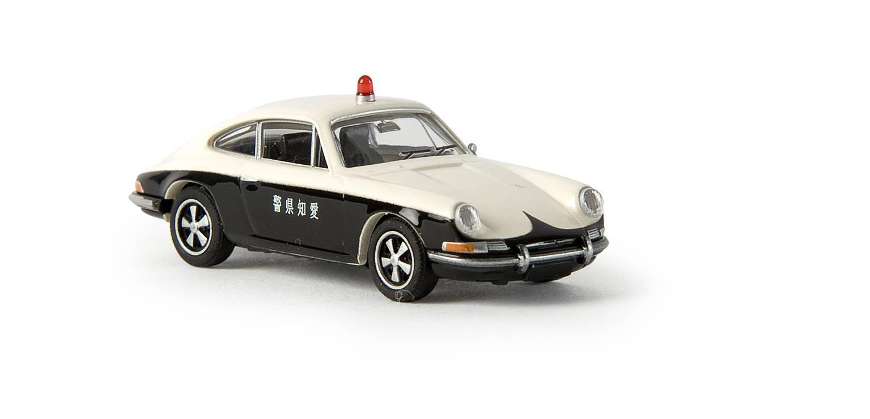 Brekina Porsche 911 Japanische Polizei (Restmenge)