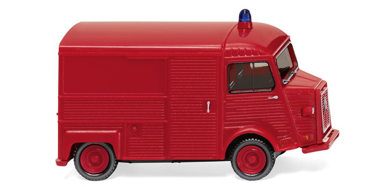 Wiking Citroen HY Kasten Feuerwehr NH 04/19; (Vorbestellung / Modell noch nicht lieferbar !!)
