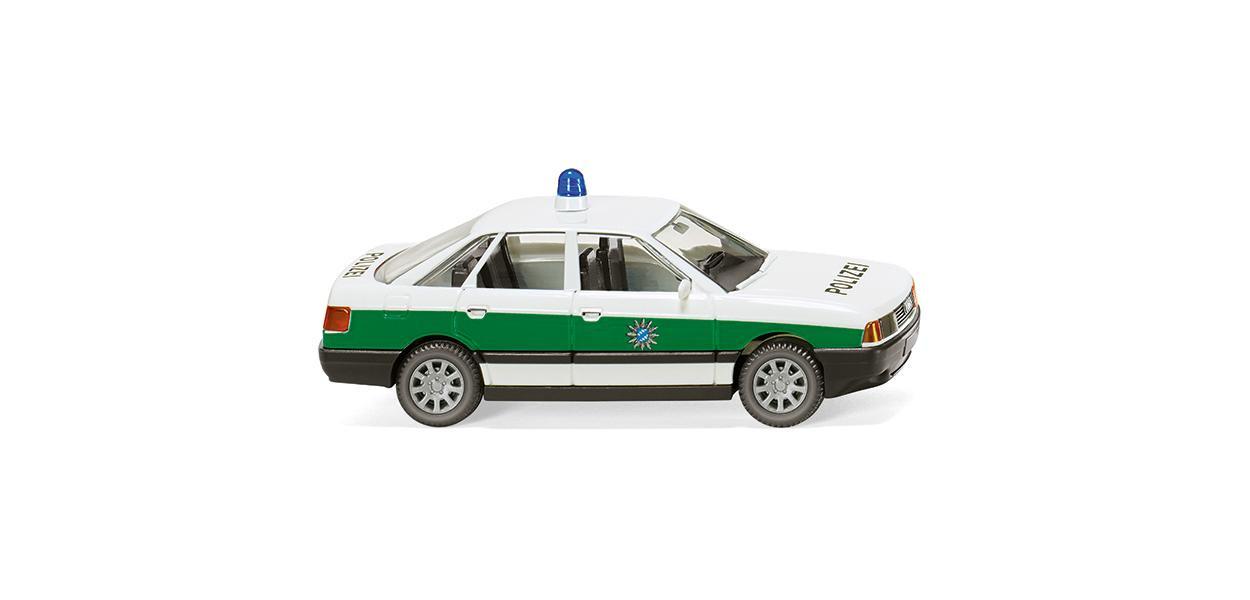 "Wiking Audi 80 ""Polizei "", NH Oktober 19"