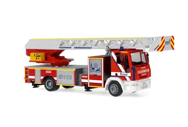 Rietze IVECO DLK 32 Feuerwehr Ebermannstadt