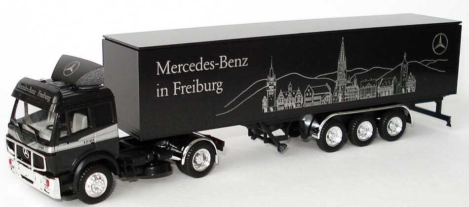 Herpa MB SK Mercedes-Benz in Freiburg -Einzelstück-