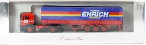 Herpa MAN  F2000 Werner Ehrich, Nienburg -Einzelstück-