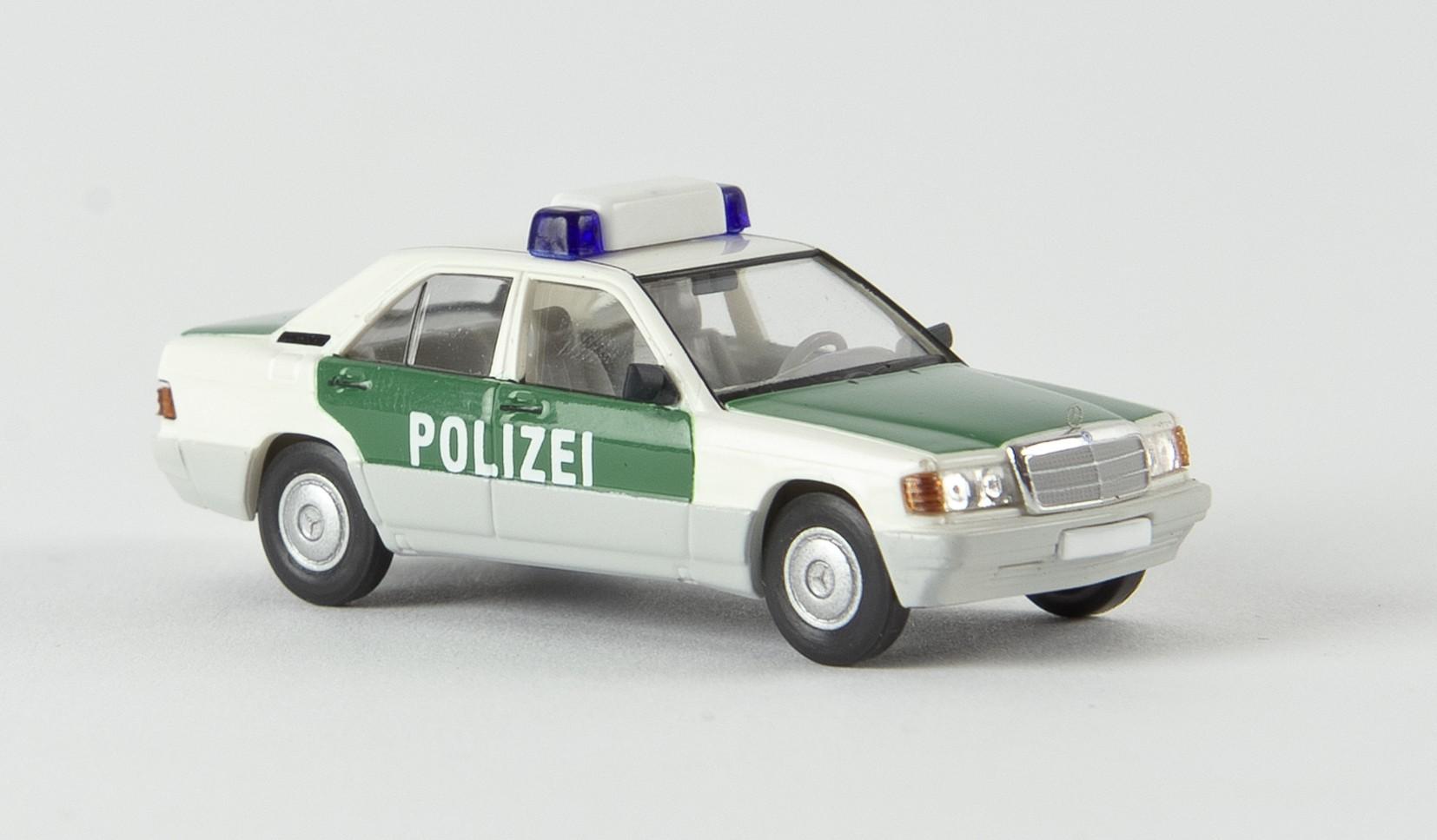 Brekina MB 190 E Polizei