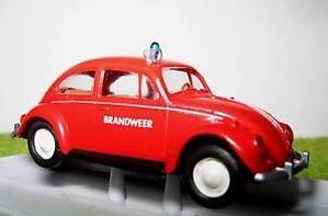 Brekina VW Käfer Brandweer