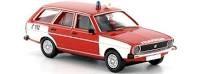 Brekina VW Passat Variant Feuerwehr -Einzelstück-