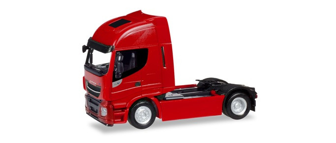 Herpa Iveco Stralis Highway XP, rot