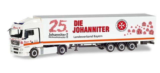 Herpa MAN TGX XLX Ko-SZ JUH LV Bayern, NH 01-02/19