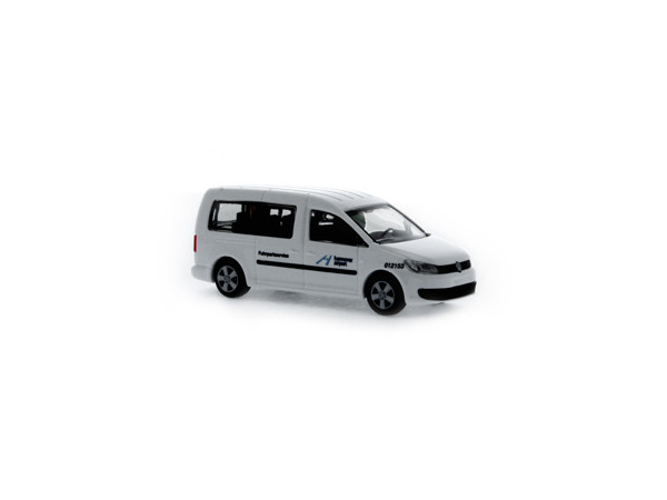Rietze VW Caddy Maxi 11 Hannover Airport Fuhrparkservice